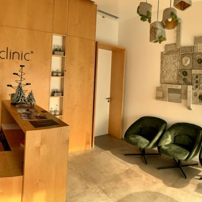 TheClinic - Accueil
