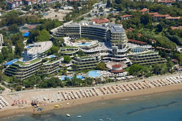 crystal-sunrise-queen-luxury-resortspa - Soins dentaire en Turquie